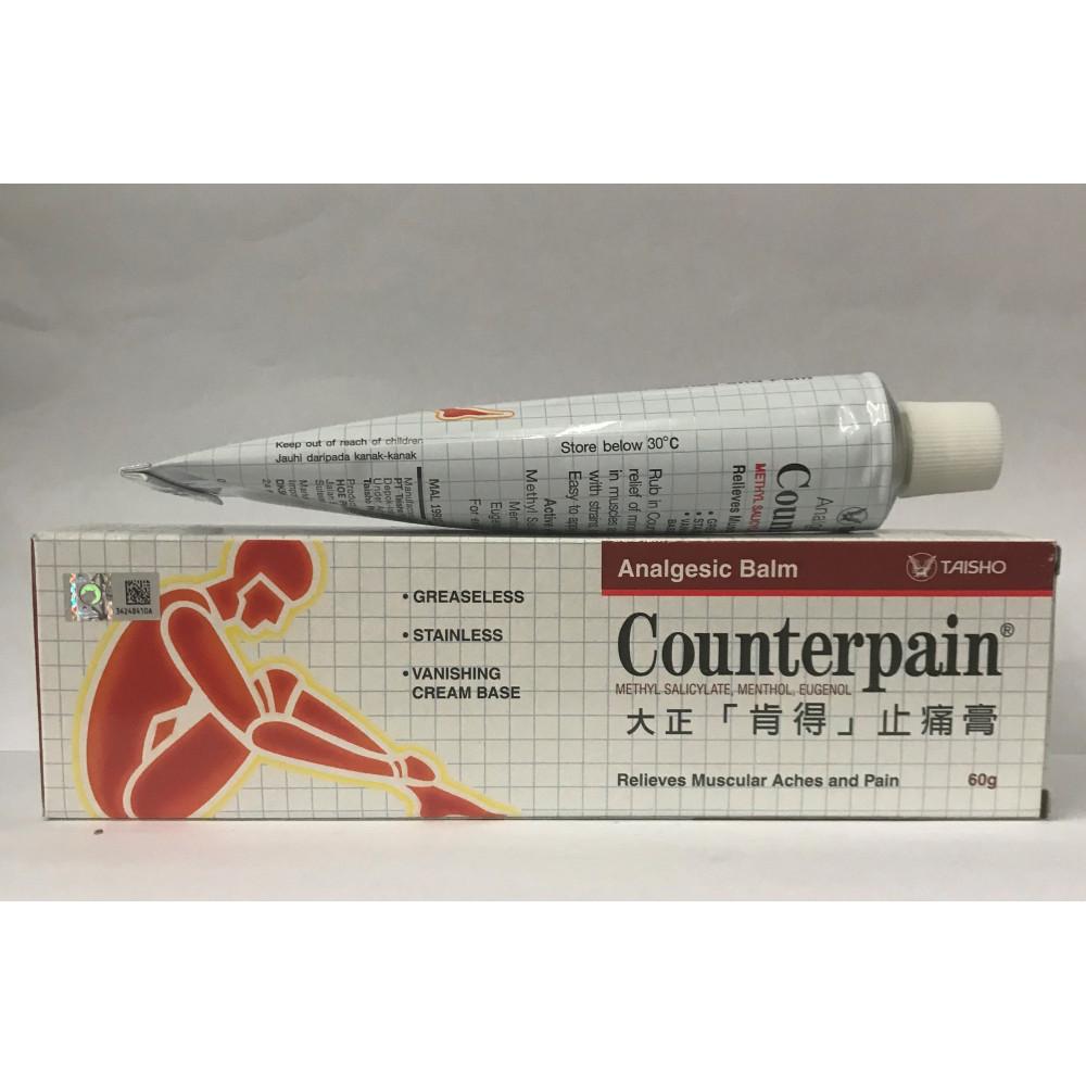 Taisho Counterpain Analgesic Balm 60g