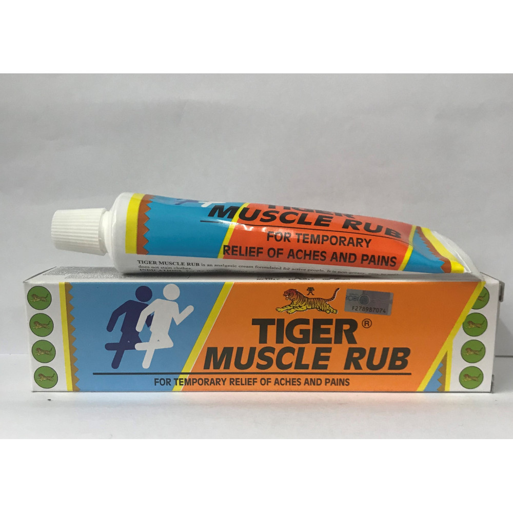 Tiger Muscle Rub 60g