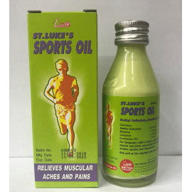 image of St Luke's Sport Oil 60ml