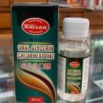 Wilison Oral Glycerein chlorhexidine (60ml)小儿洗口糖