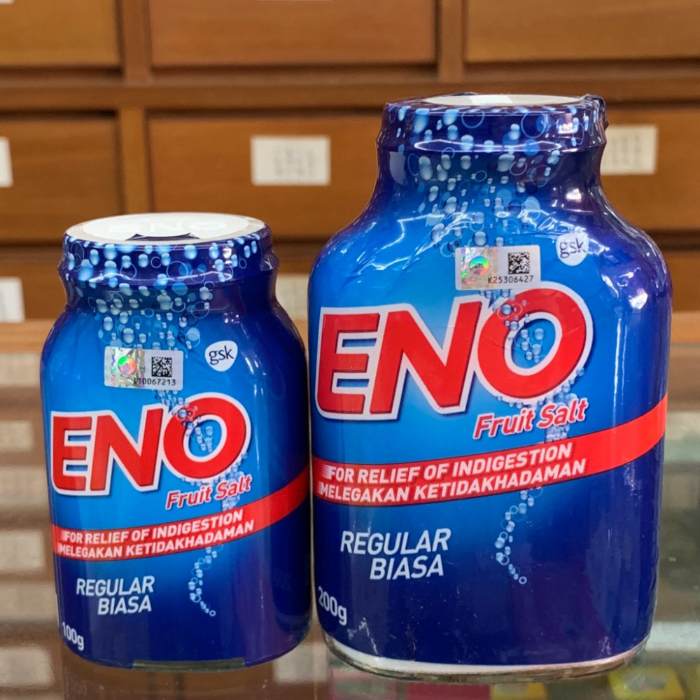 Eno Eno Relief of Indigestion (fruit salt/Regular)