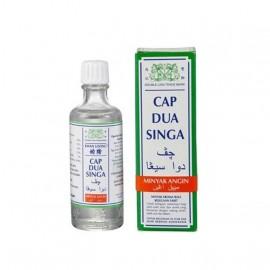 image of 均龍風油Minyak Angin Cap Dua Singa 28ml