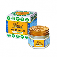 image of 老虎標 万金油 Tiger Balm White Ointment 30g