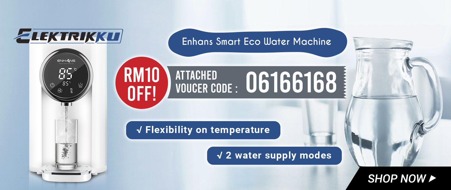 Enhans Smart Eco Water Machine